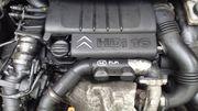 Двигатель для Ситроен Джампи, 2007 год