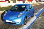Пригоним электромобиль из Европы и США